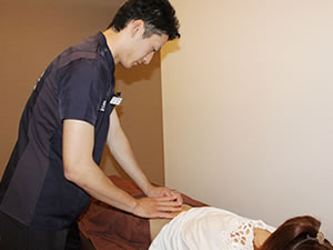 鈴鹿市 グランデセルティスの鍼灸治療