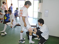 津工業高校サッカー部